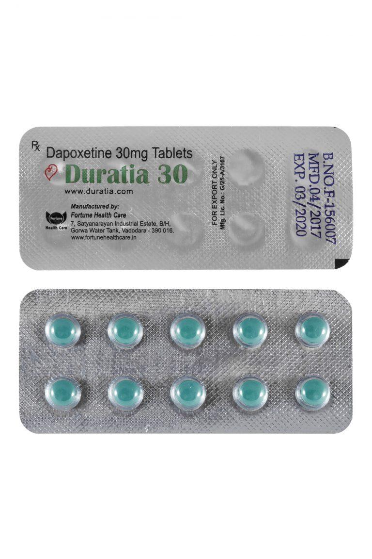 Дапоксетин 60 мг в Пскове