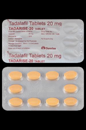 Tadarise-20 (1 таблетка)